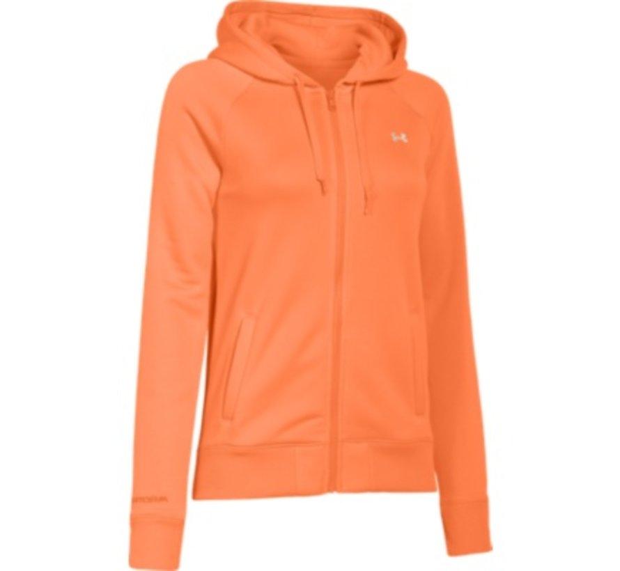 Coldgear Storm hoody full zip women