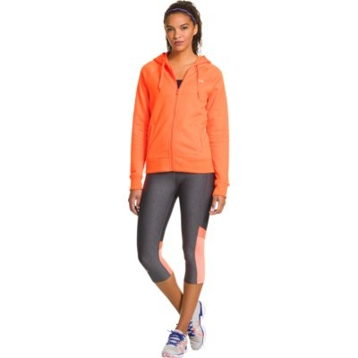 Under Armour Coldgear Storm hoody full zip women