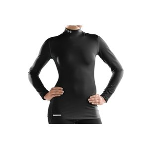 Under Armour Coldgear Fitted Long Sleeve Mock Shirt Women