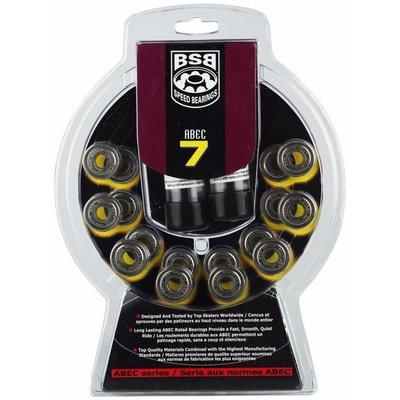 BSB Abec 7 Skate Bearings