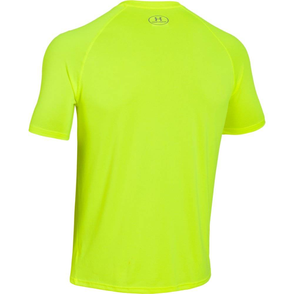 Under armour heatgear tech shortsleeve t shirt for Under armor heat gear t shirt