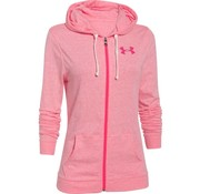 Under Armour Women's Charged Cotton® Tri-Blend Full Zip Hoody