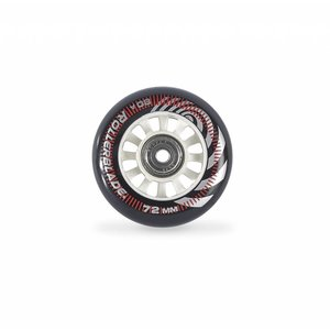 Rollerblade 72mm Inline Skate Wheels 8-Pack