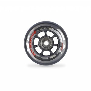 Rollerblade 76mm Inline Skate Wheels 8-pack