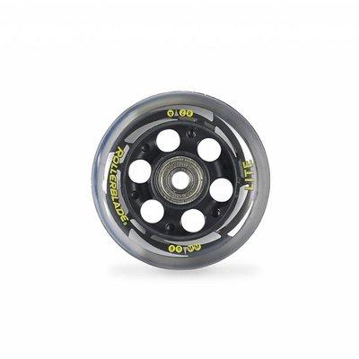 Rollerblade 80mm Inline Skate Wheels 8-Pack