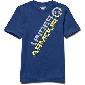 Under Armour Q2 Circle Script Short Sleeve T-shirt