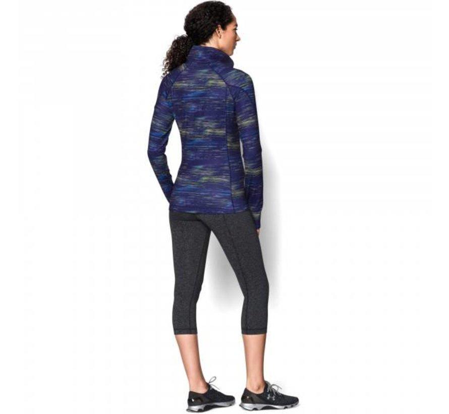 Women's Coldgear Cozy Printed with half zip