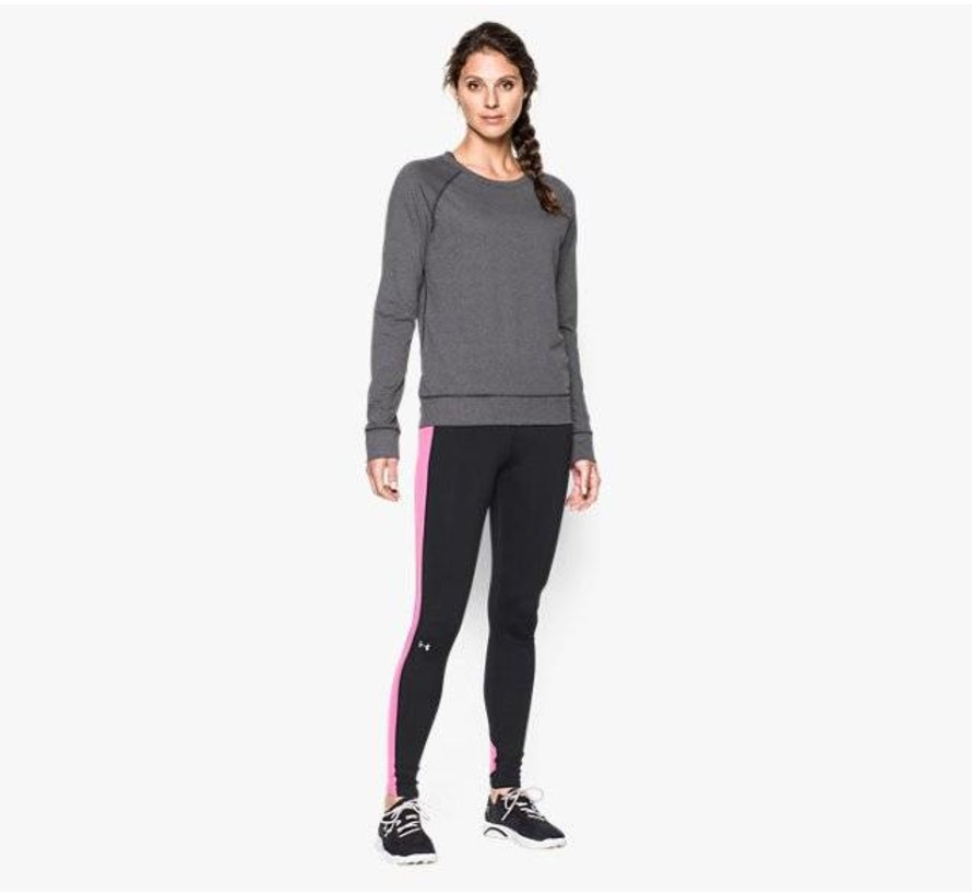 Women's UA ColdGear® Stripe Inset Legging