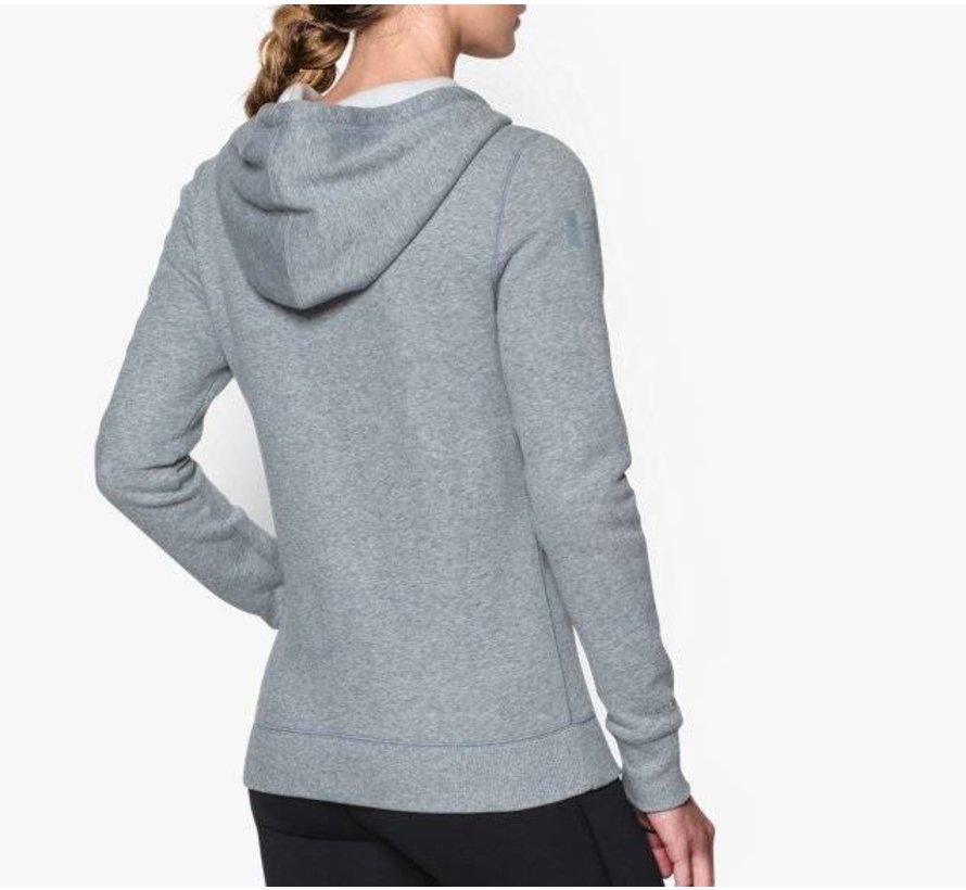 Women's UA Storm Rival Cotton Full Zip Hoodie
