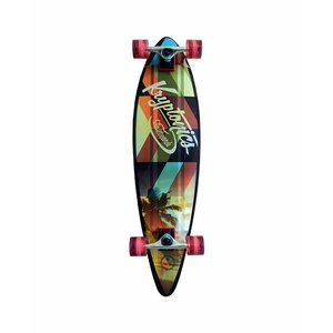 Kryptonics Longboard Slanted 37""