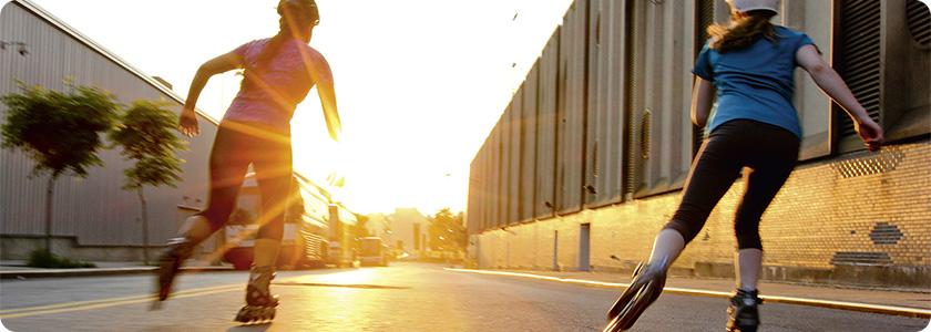Afbeelding Dames Inline Skates