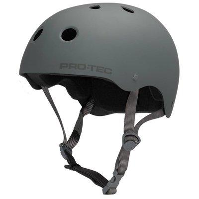 PRO-TEC Skate Helmet Classic Rubber Grey