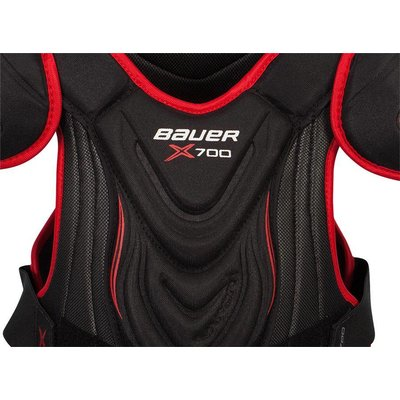 Bauer Vapor X700 Ice Hockey Shoulder Pads Junior