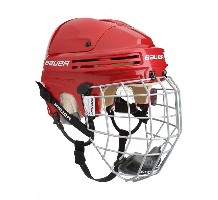 4500 Ice Hockey Helmet Combo