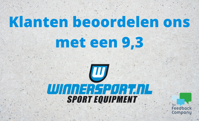 Winner Sport Holland banner 3