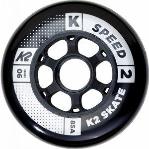 K2 90mm Inline Skate Wielen 8-Pack