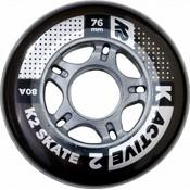 K2 76mm Inline Skate Wielen 8-Pack