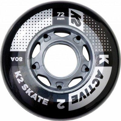 K2 72mm Inline Skate Wielen 8-Pack