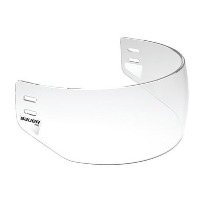 Bauer Pro Straight Ice Hockey Visor