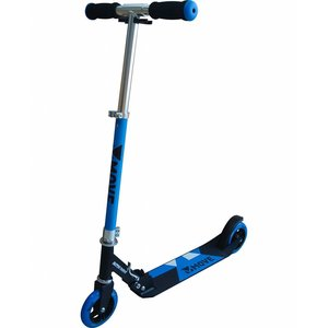 Move 125mm Foldable Scooter Blue