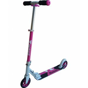 Move 125mm Foldable Scooter Pink