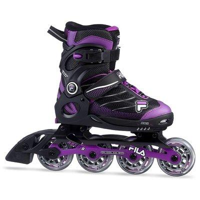 Fila Wizy Alu Verstelbare Kinder Skates Meisjes 2018