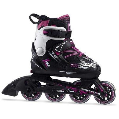 Fila X-One verstelbare Kinder Skates Meisjes 2018