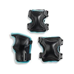 Rollerblade X-Gear W 3-pack Skate Bescherming Dames