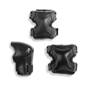 Rollerblade X-Gear W 3-pack Skate Bescherming Heren