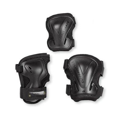 Rollerblade Evo Gear 3 pack skate beschermset