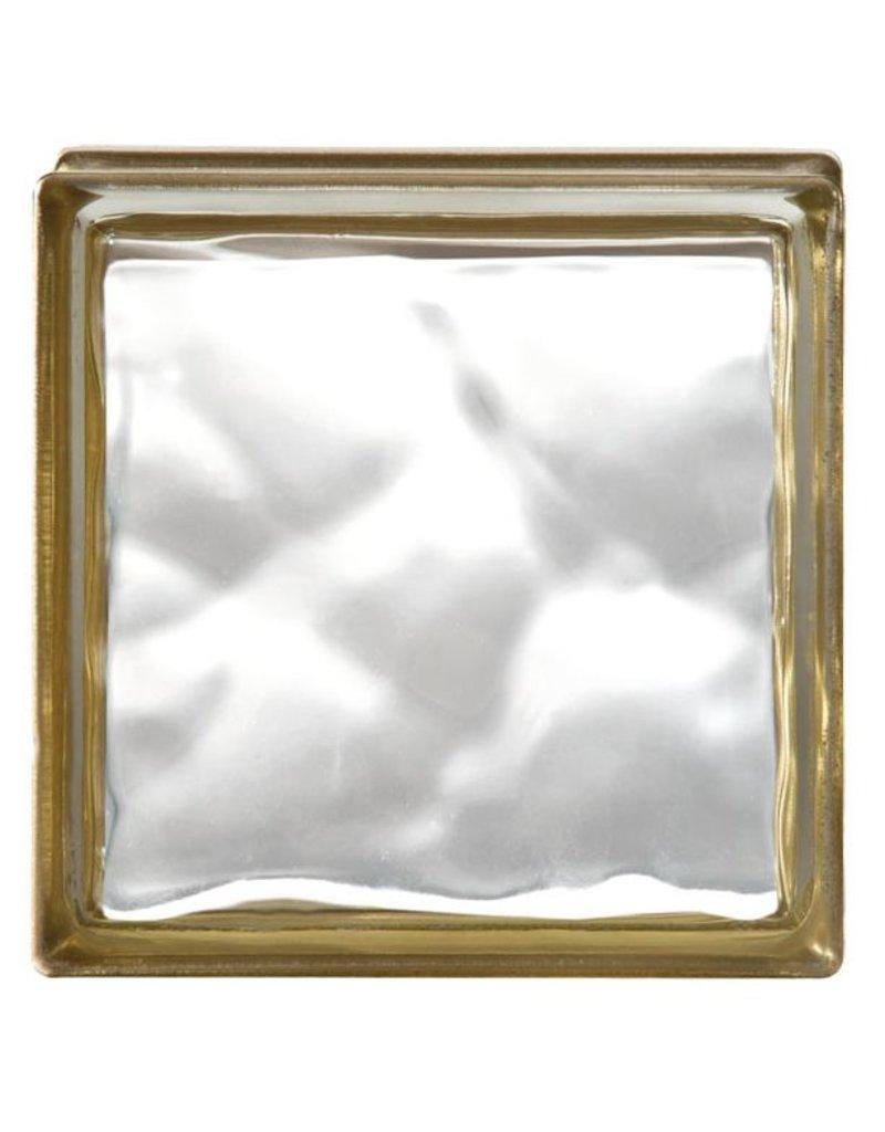 Bouwglas 190x190x80 Reflejos Oro