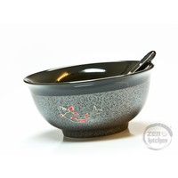thumb-Bowl Koi incl. Spoon-2