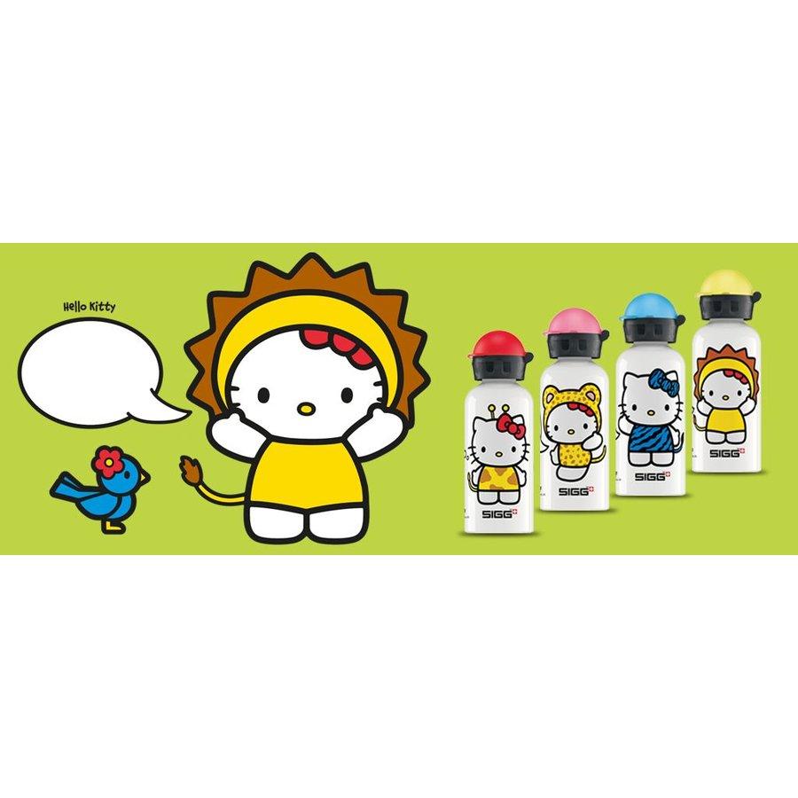 Bottle Hello Kitty Cheetah Costume (0.4L)