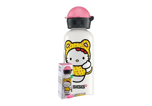 SIGG Bottle Hello Kitty Cheetah Costume (0.4L)