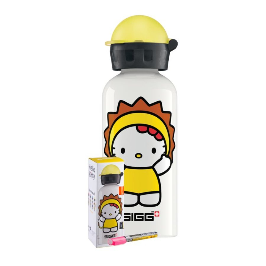 Bottle Hello Kitty Lion Costume (0.4L)