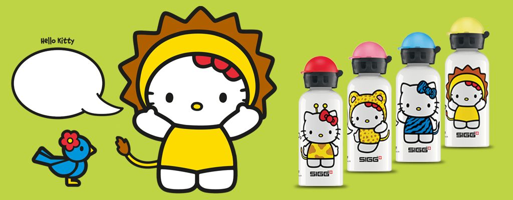 SIGG x Hello Kitty - Animal Costumes Series