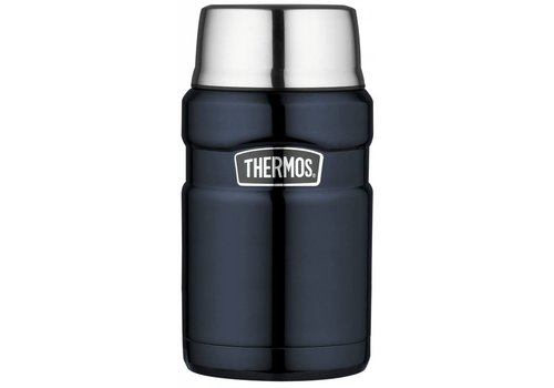 Thermos® Stainless King™ Food Jar (0.71L - Blauw)