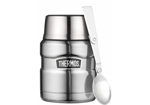 Thermos® Stainless King™ Food Jar (0.47L - Rvs)