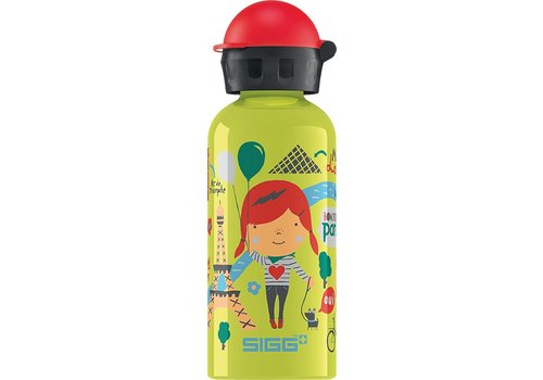 SIGG Travel Girl Paris (0.4L)