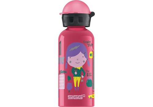 SIGG Travel Girl New York (0.4L)