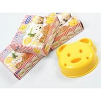 Sandwich Sando Bear Cutter & Stamp
