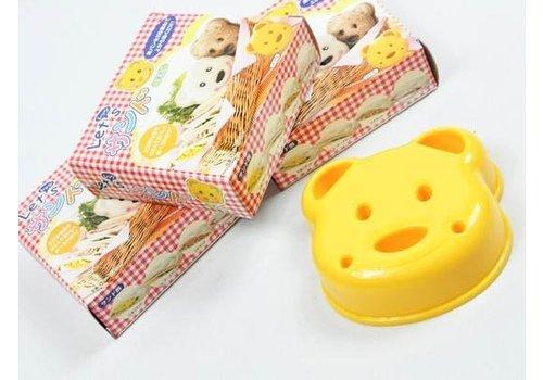Overige Sandwich Sando Bear Cutter & Stamp
