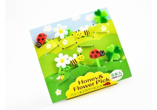 Overige Bento Picks Honey & Flower