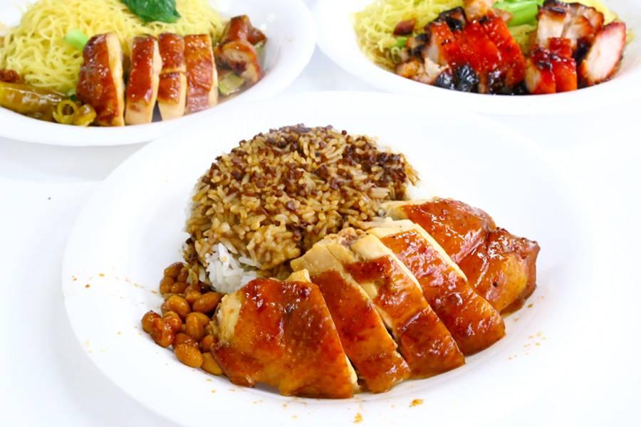 HK Soya Sauce Chicken Rice and Noodle: 's Werelds eerste eetstalletje met een Michelin Ster
