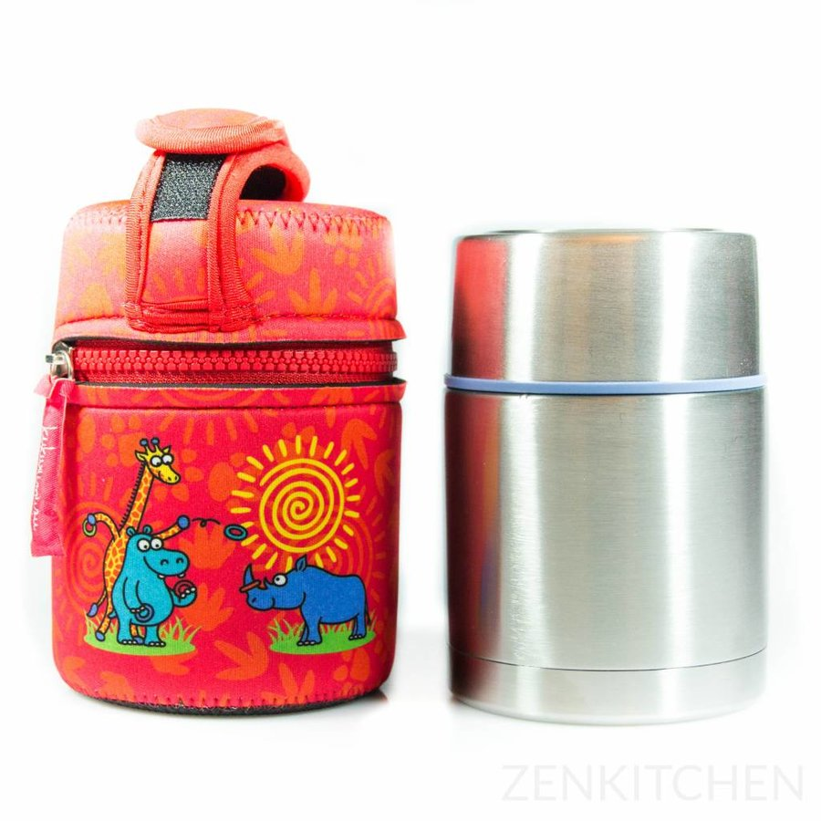 Thermo Food Flask (0.5L - Kukuxumusu Rino)