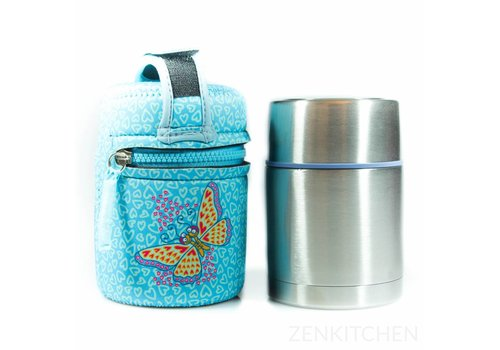 LAKEN Thermo Food Flask (0.5L - Kukuxumusu Potta)