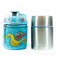 Thermo Food Flask (0.5L - Kukuxumusu Caballito)