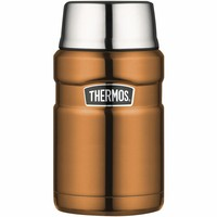Stainless King™ Food Jar (0.71L - Koper/Copper)