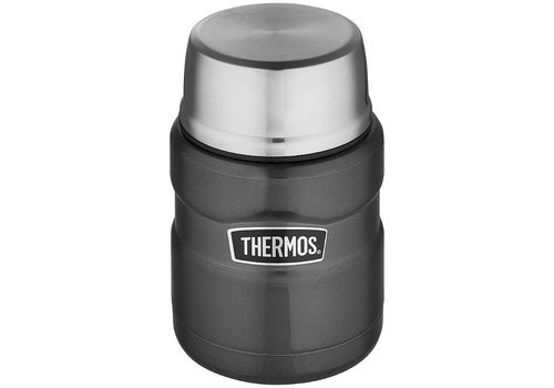 Thermos® Stainless King™ Food Jar (0.47L - Spacegrijs)