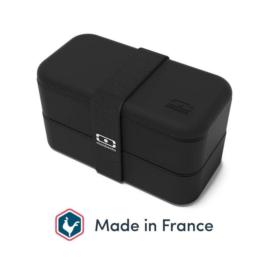 Bento Box Original (Zwart)-1